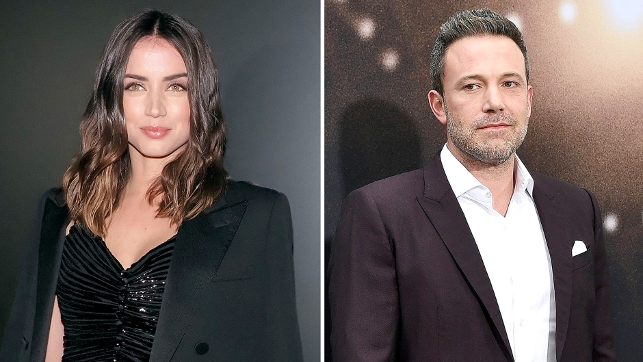 Ana de Armas Dating Tinder Exec Paul Boukadakis Months After Ben Affleck Split