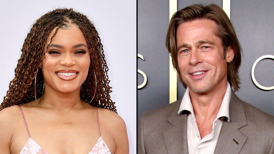 Andra Day Responds to Brad Pitt Dating Rumors