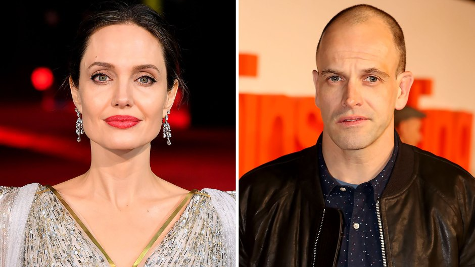 Angelina Jolie Leaves Ex-Husband Johnny Lee Millers Home Amid Brad Pitt Drama