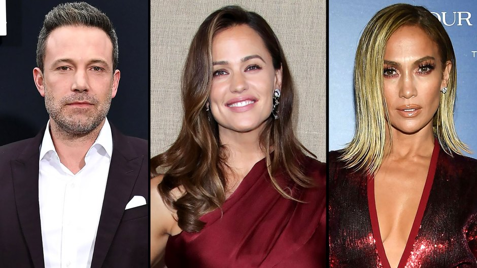 Ben Affleck Jennifer Garner Spend Time With Son Amid His Romance With J Lo