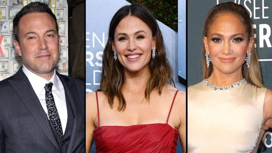 Ben Affleck Reunites With Jennifer Garner at Daughter Graduation After Jennifer Lopez PDA 2
