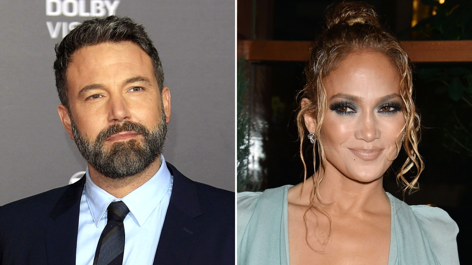 Ben Affleck Spotted Leaving Girlfriend Jennifer Lopez's Home on a Motorcycle as She Returns to L.A.