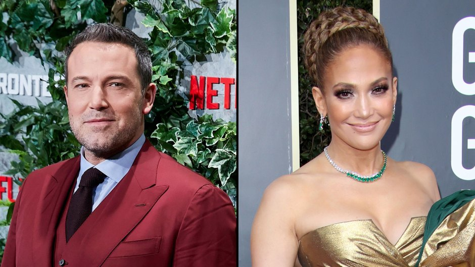 Ben Affleck and Jennifer Lopez Can't Keep Their Hands Off Each Other 2