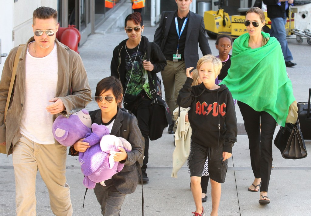 Brad Pitt Excited for 'Fresh Start' With His Kids After Getting Joint Custody: 'He's Over the Moon'