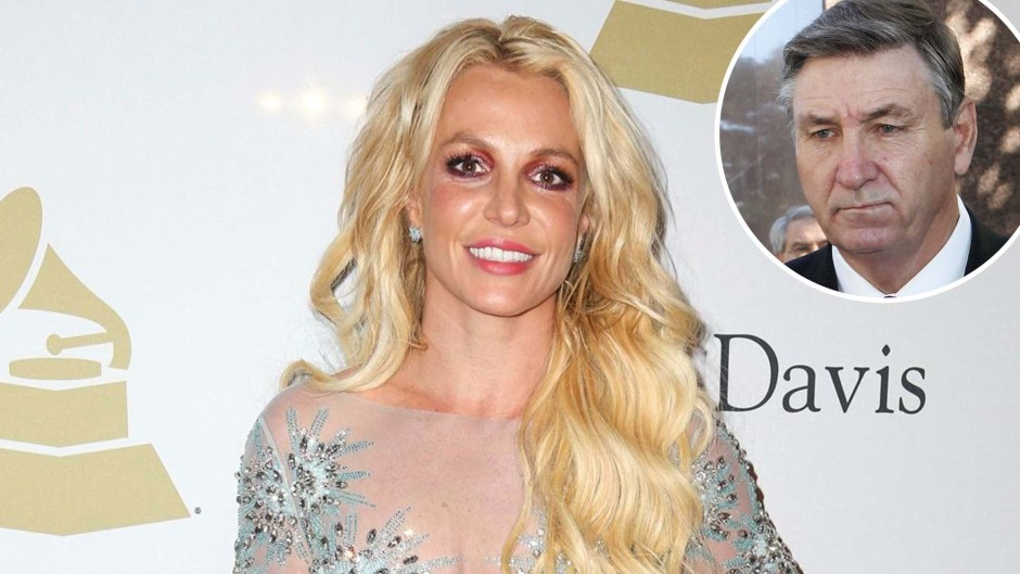 Britney Spears Files to End Conservatorship
