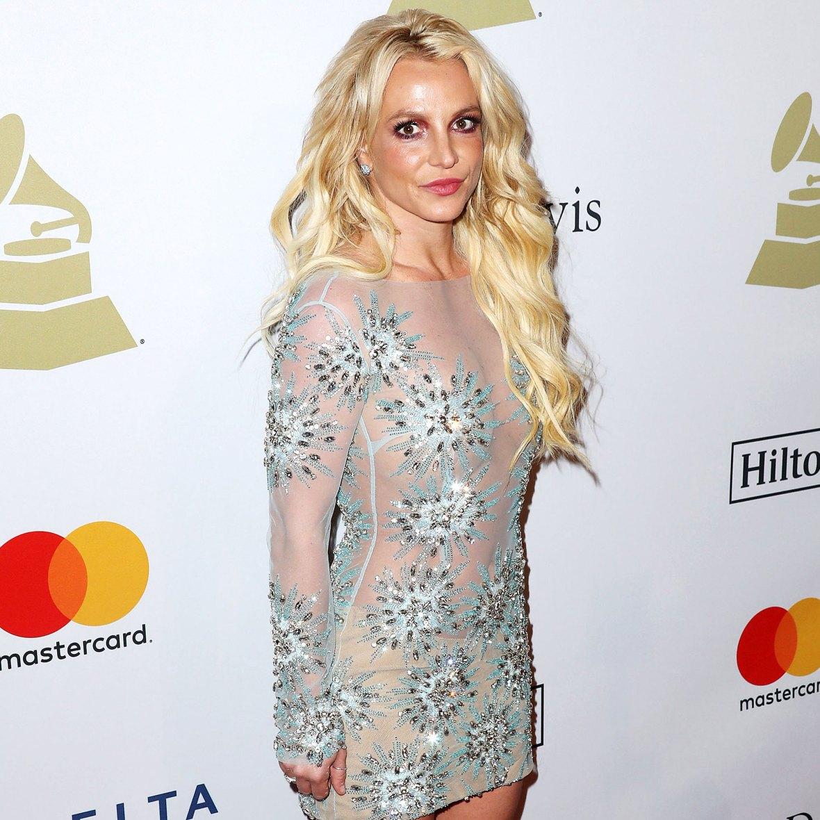 Celebrities React Britney Spears Heartbreaking Speech Conservatorship Hearing We Love You