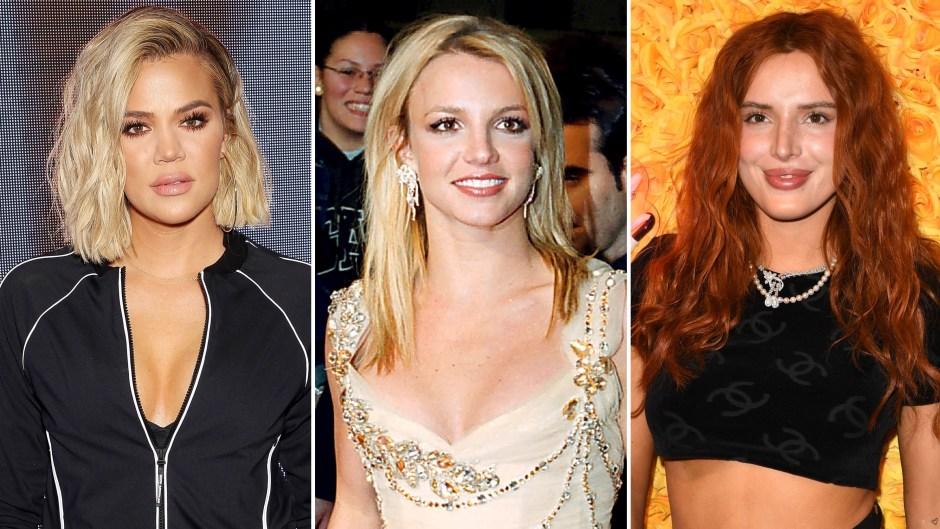 Celebs React to Britney Spears' Speech on Conservatorship