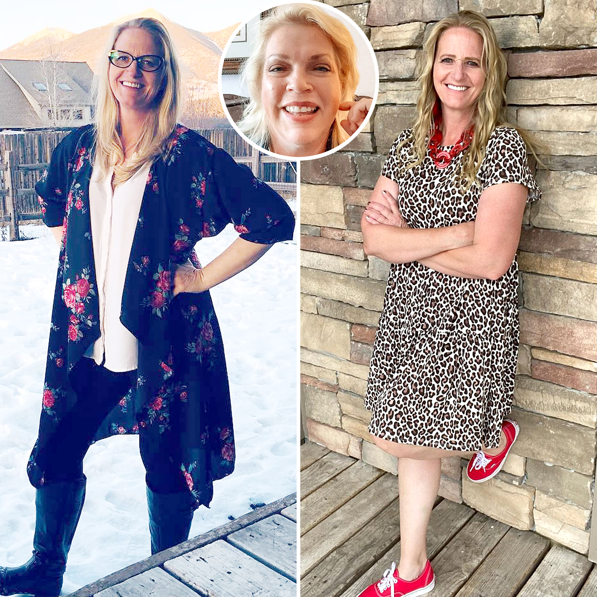 Christine Brown Shows Off Weight Loss Summer Photo After Janelle Coyote Pass Update