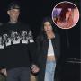 Kourtney Kardashian Straddles Travis Barker While Kissing: Pics