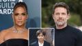 Jennifer Lopez's Son Max Bonds With Ben Affleck in Sweet Video