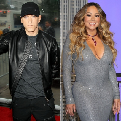 Eminem and Mariah Carey — A Timeline of Every Diss They've Made