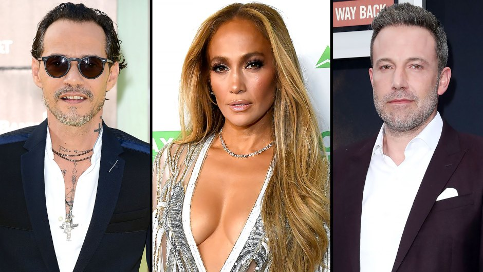 Exclusive Marc Anthony Cool With Jennifer Lopez Dating Ben Affleck He Trusts Her Decision