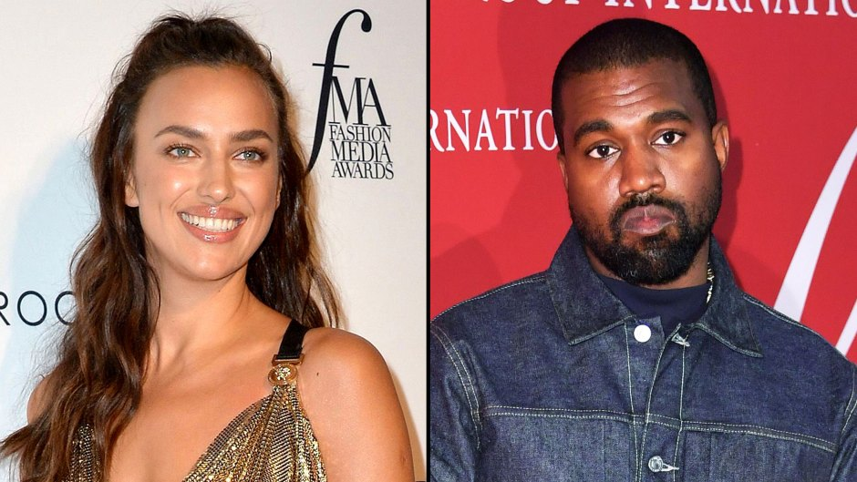 Irina Shayk Plays With Daughter After Romantic Getaway With Kanye West