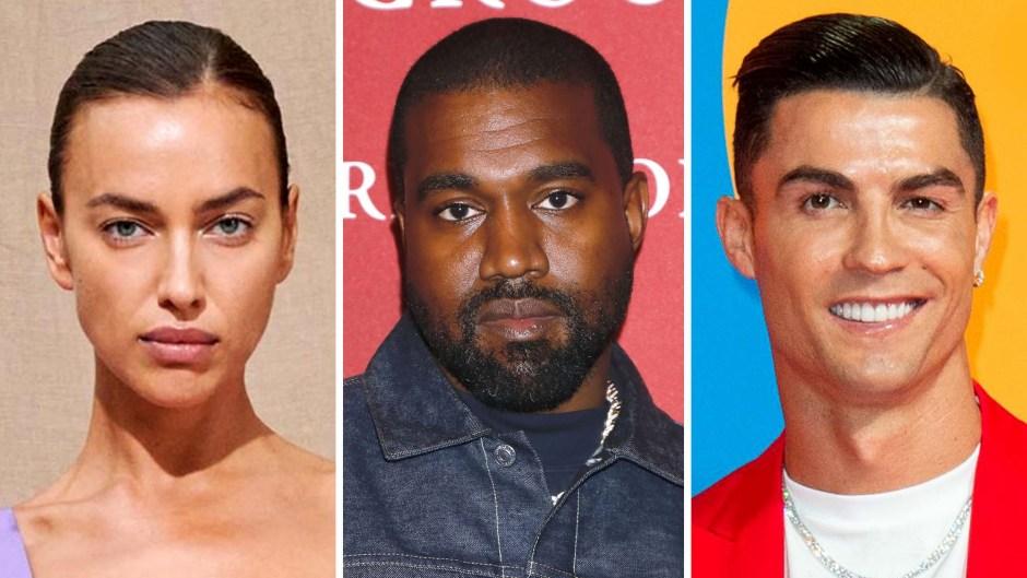 Irina Shayks Impressive Dating History From Kanye West Cristiano Ronaldo