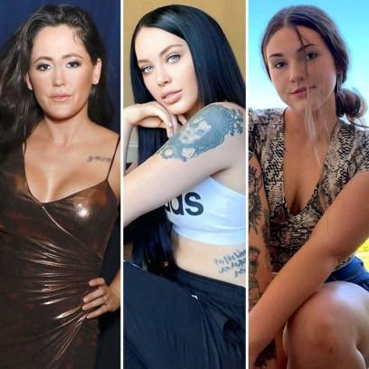 Jenelle Evans Deavan Clegg Gabbie Egans Girl S--t Podcast Drama Explained