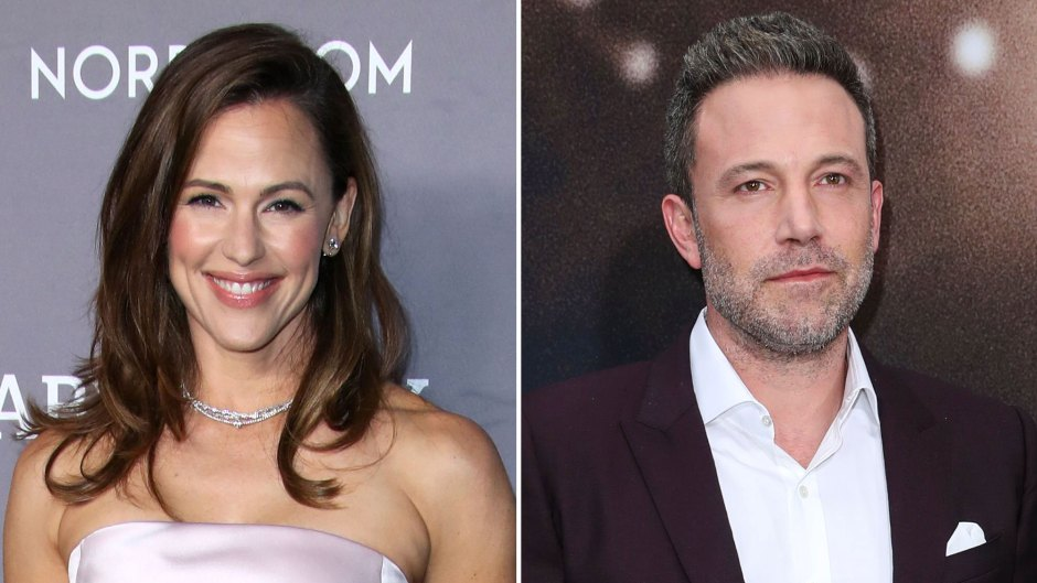 Jennifer Garner Spends Time With Son Samuel at the Beach After Ben Affleck Was Spotted Gambling