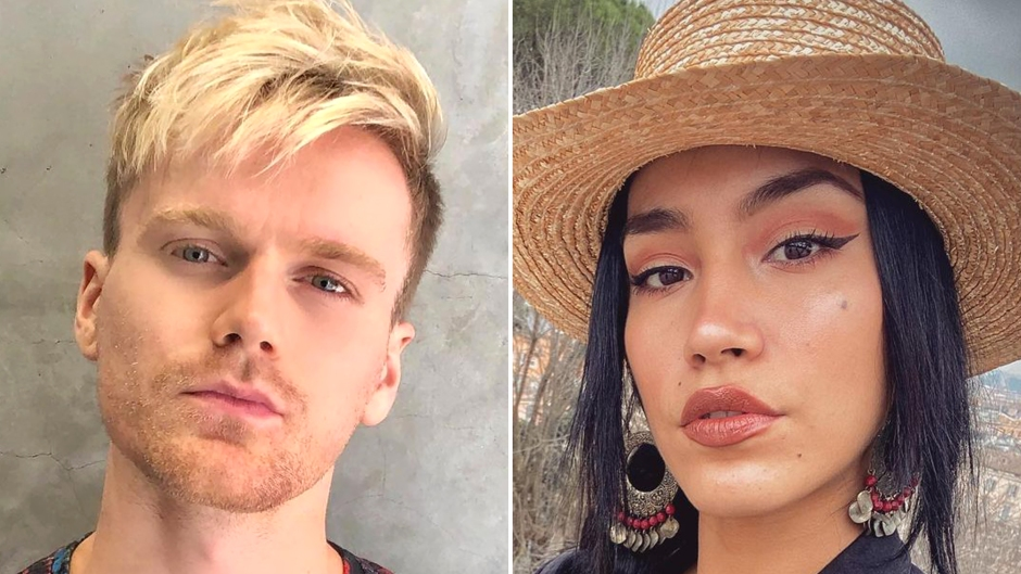 Jesse Meester and Jeniffer Tarazona Fuel Romance Rumors By Seemingly Packing on PDA