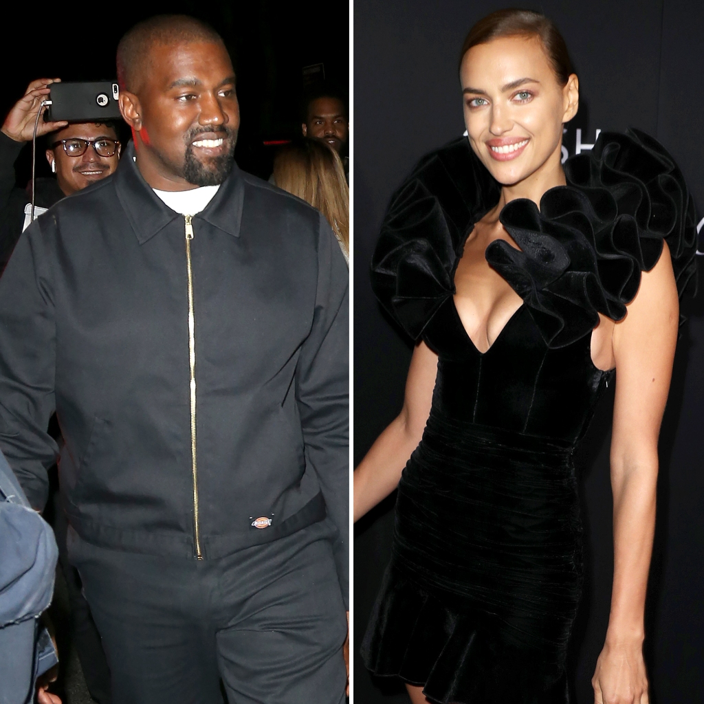 Kanye West Irina Shayk Are Smitten Theyre Really Enjoying Their Time Together