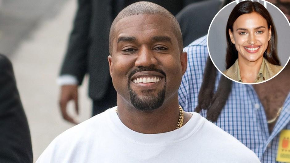 Kanye West 'Really Appreciates' Irina Shayk's Fashion Sense: She's His 'Ideal Muse'