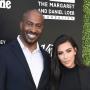 Kim Kardashian and Van Jones