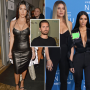 Kourtney Kardashian Calls Out Kim and Khloe for Always 'Agreeing' With Ex Scott Disick: 'Stop'
