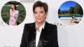 The Perfect Getaway! Inside Kris Jenner's $12 Million Palm Springs Home