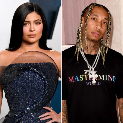 Kylie Jenner Reveals What Her Relationship Is Like With Tyga Post-Split