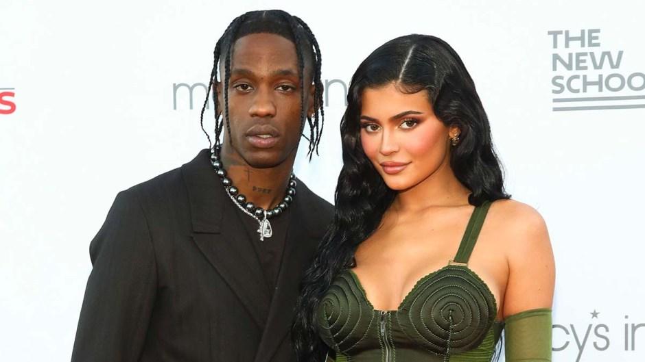 Kylie Jenner Travis Scott Have Nothing Hide After Public Appearance