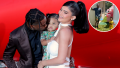 Kylie Jenner and Travis Scott Have a Fun Memorial Day With Daughter Stormi Amid Reconciliation