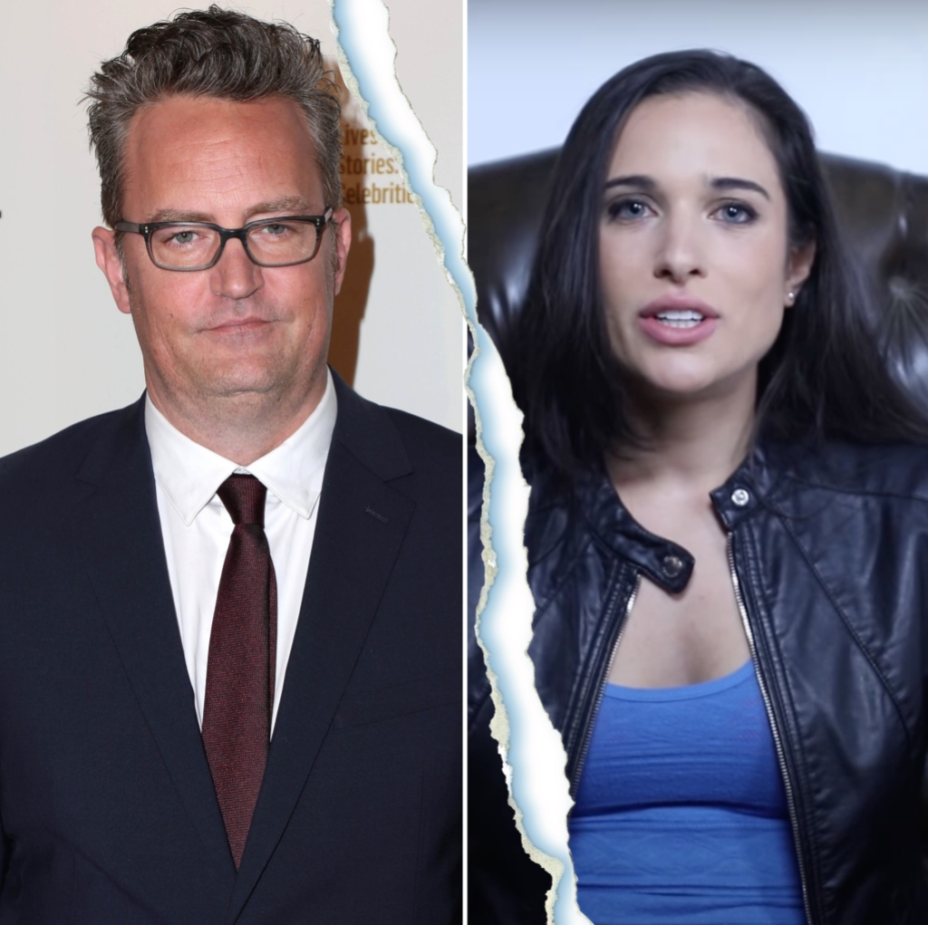 Matthew Perry and Fiancee Molly Hurwitz Split After Engagement