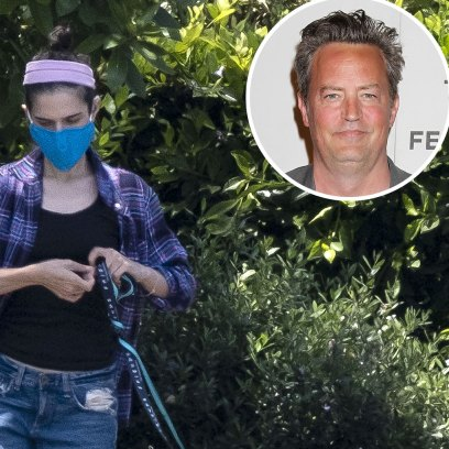 Matthew Perry's Ex-Fiancee Molly Hurwitz Spotted Without Engagement Ring Following Split