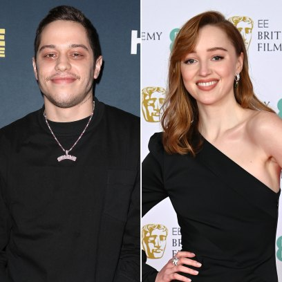 Pete Davidson Really Serious About Girlfriend Phoebe Dynevor