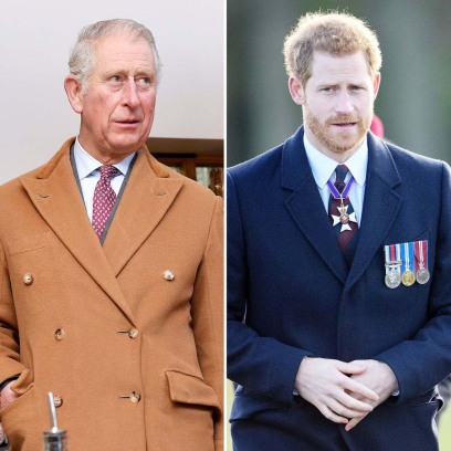 Prince Harry Charles Are Not Speaking Terms