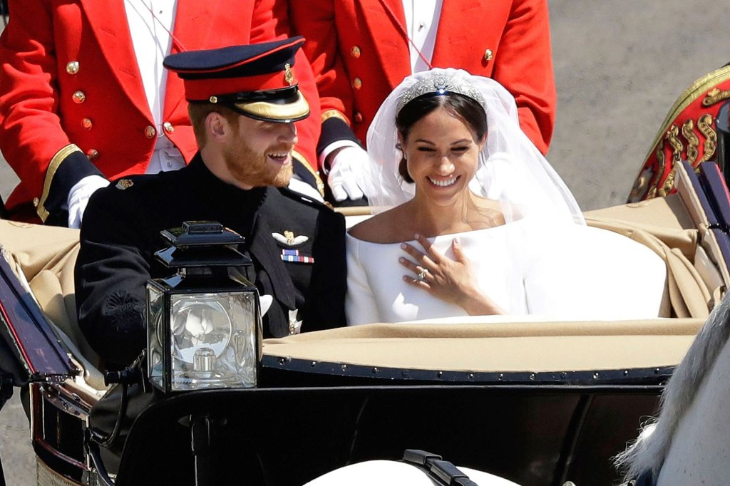 Princess Diana Psychic Reveals Whether Prince Harry and Meghan Markle Marriage Is Doomed to Fail 2
