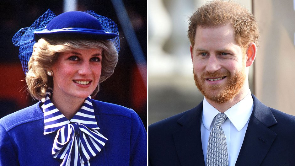 Princess Diana Psychic Reveals Whether Prince Harry and Meghan Markle Marriage Is Doomed to Fail