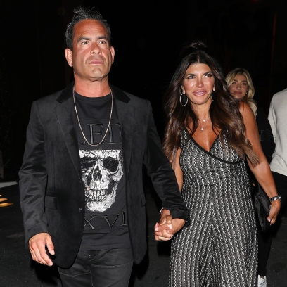 RHONJ's Teresa Giudice and Boyfriend Louis Ruelas Hold Hands While Shopping in NYC
