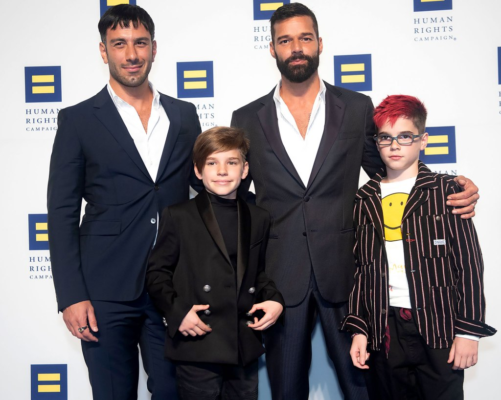 Ricky Martin Says He Felt 'Violated' When Barbara Walters Asked Him If He Was Gay in 2000 Interview