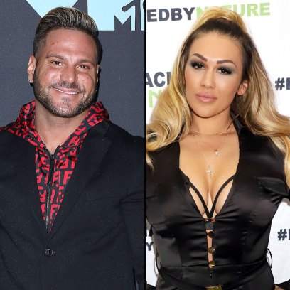 Ronnie Ortiz Spends Time With Daughter at Disneyland After Jen Harley Arrest