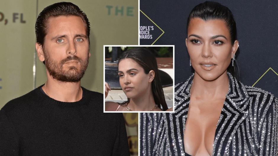 Amelia Gray Hamlin Feels 'Left Out' of Scott Disick and Kourtney Kardashian's Relationship: 'It Hurts Her'