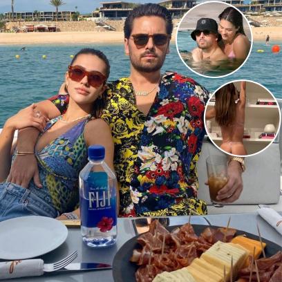 PDA Alert! Scott Disick and Girlfriend Amelia Gray Hamlin's Steamiest Couple Photos