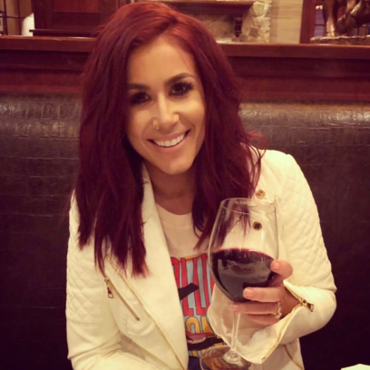 Chelsea Houska's Dramatic Makeover: Ditches Red Hair
