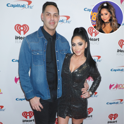 Nicole 'Snooki' Polizzi Weighs In on Costar Angelina's Marriage to Husband Chris: 'They're Not Happy'