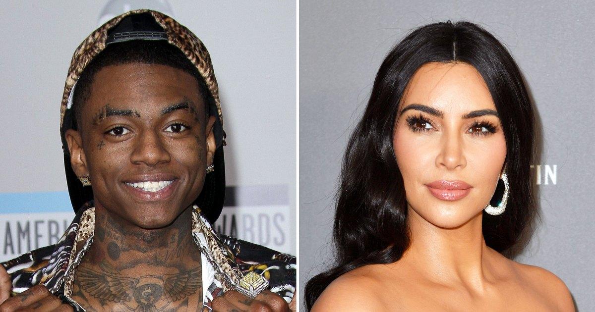 Soulja Boy flirts with Kim Kardashian after sexy tennis photos