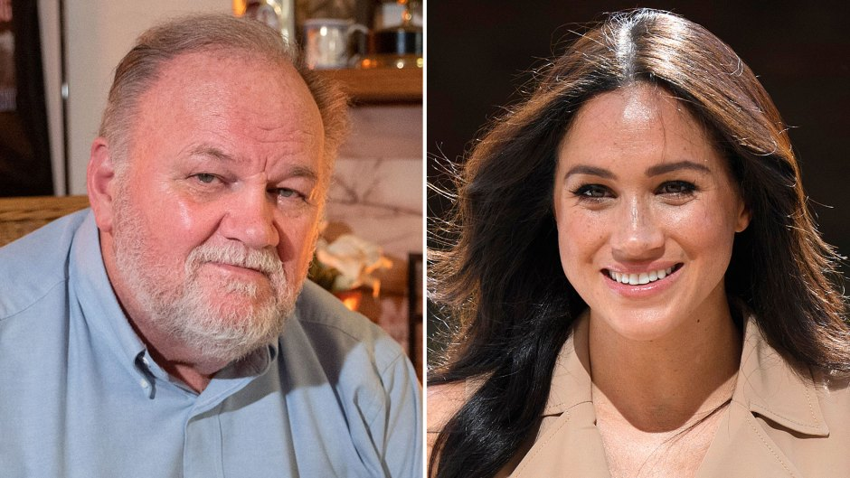 Thomas Markle Reacts After Birth of Granddaughter Lilibet Diana Meghan Markle 2