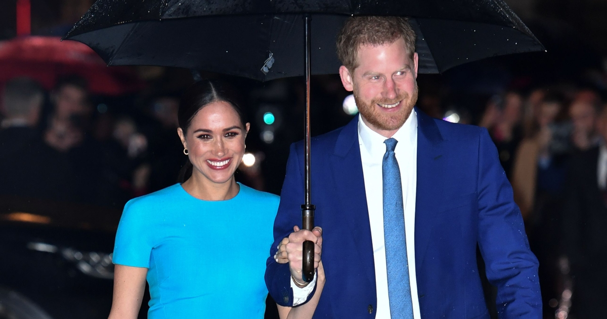 Meghan Markle reveals Prince Harry's first Father's Day gift