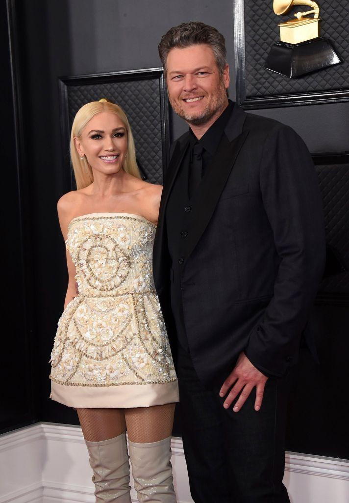 Are Gwen Stefani and Blake Shelton Married