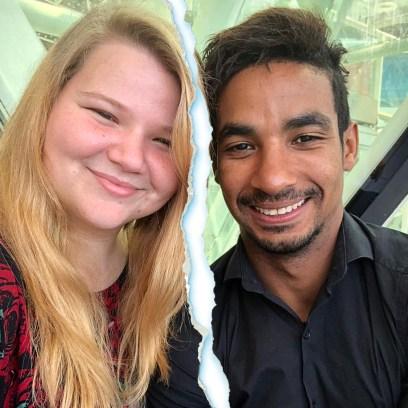90 Day Fiance Nicole Nafziger Confirms She Azan Tefou Split