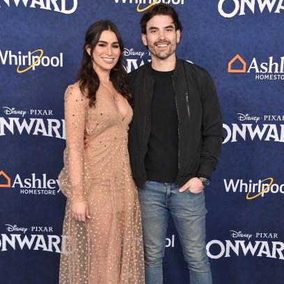 Bachelor Nation's Ashley Iaconetti and Husband Jared Haibon Expecting Baby No. 1