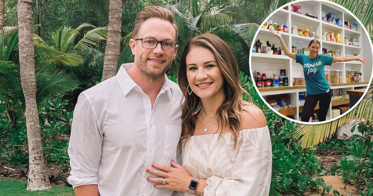 House of Daniel and Adam Busby: Check out the 'OutDaughtered' house