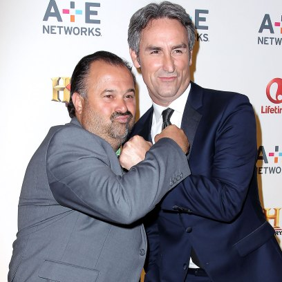 'American Pickers' Feud: What Happened Between Mike and Frank?